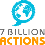 7 Billion Actions