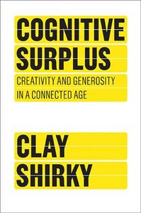 Cognitive Surplus book cover