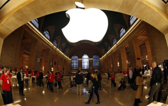 Apple Grand Central Station store